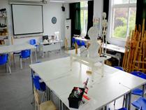 领科教育上海校区艺术教室