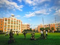 领科教育上海校区学校全貌