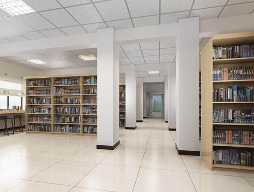 天津格瑞思学校图书馆