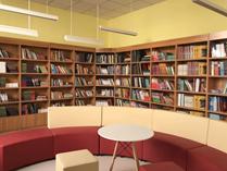 天津格瑞思国际学校阅览室