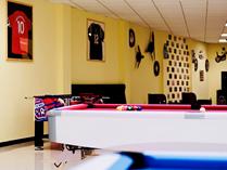 天津格瑞思国际学校游戏室