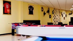天津格瑞思双语学校游戏室