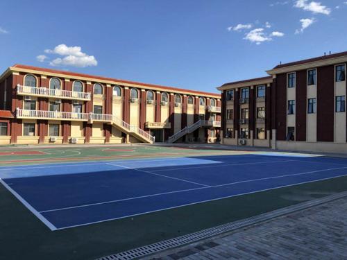 天津格瑞思学校校园