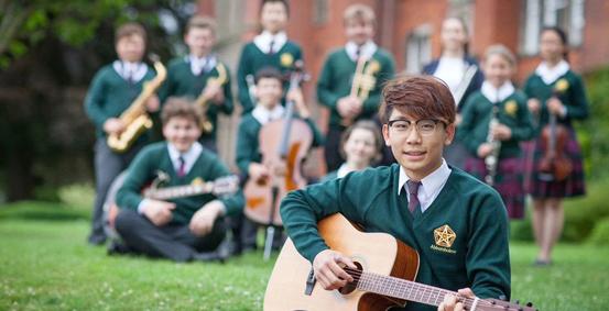 上海师范大学国际高中