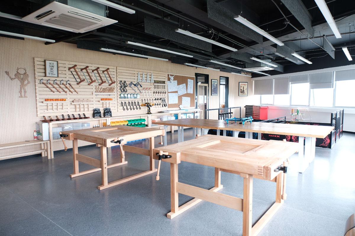 梅沙黑利伯瑞书院教室