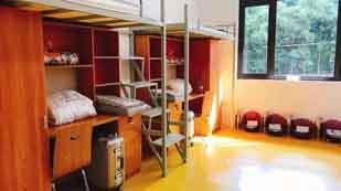 上海英澳新国际高中学生宿舍