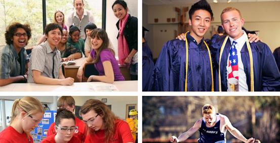 上海融育北美教育美国班