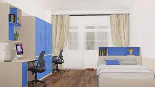 青岛盟诺国际学校宿舍