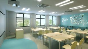 宁波诺德安达学校教室
