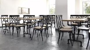 浙江常春藤国际高中学生餐厅