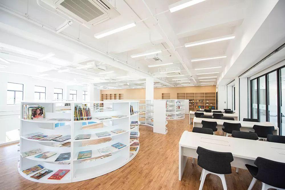 宁波诺德安达学校学习资源中心