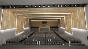 北京诺德安达学校表演艺术中心