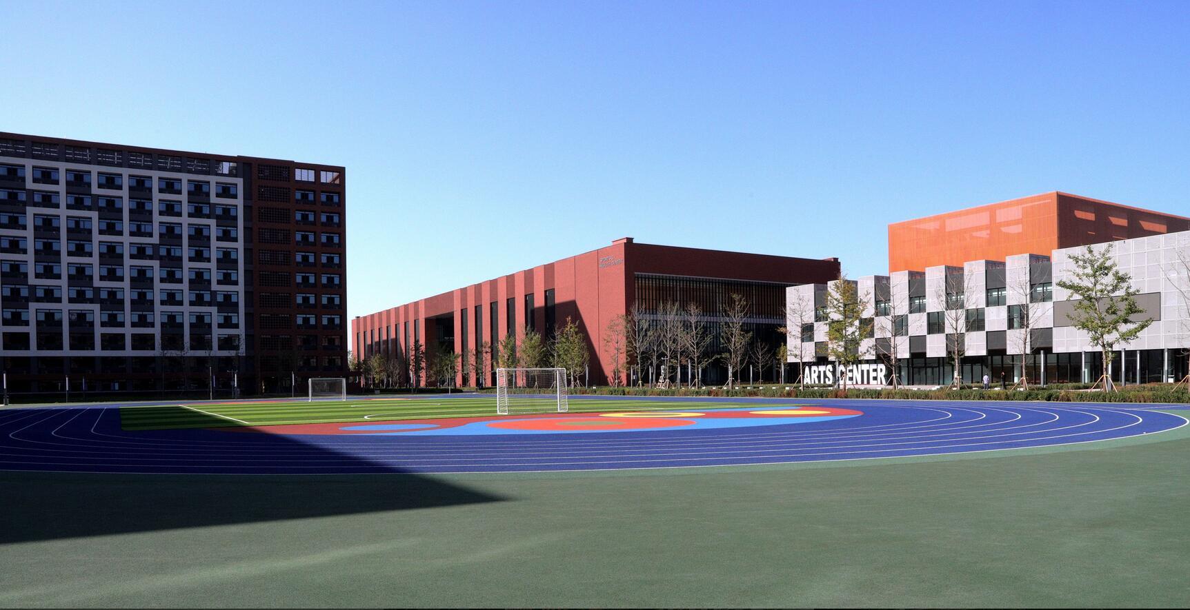 北京凯文学校艺术教学楼