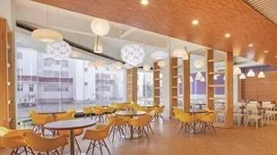 澳际国际学校餐厅