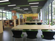 北大附中为明广州国际学校阅览室