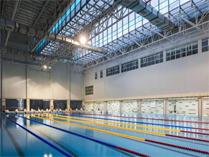 北大附属益田同文学校的游泳馆