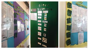 艾毅国际幼儿园教学走廊