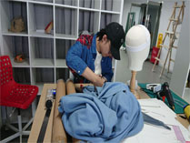 BACA国际艺术学校的创作