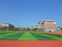 淮安嘉洋国际学校的操场