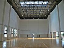 淮安嘉洋国际学校的体育馆