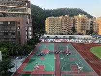 香港金辉教育集团DSE国际班的操场