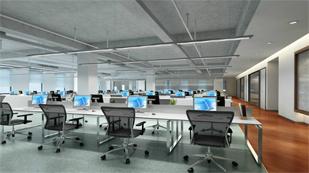 北京博文芯博雅实验学校的电脑房