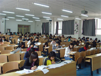 北京博文芯博雅实验学校的课堂
