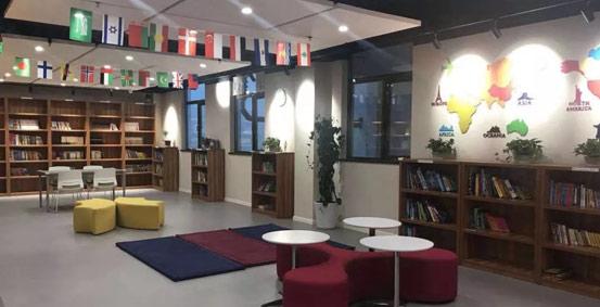 北京明诚外国语学校国际部