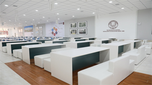天津美达菲学校餐厅