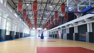 天津美达菲学校室内体育馆