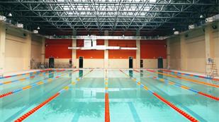 山西王府学校(运城)室内游泳馆