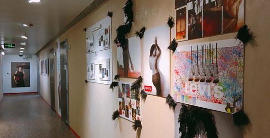 广州莱佛士平面设计学校