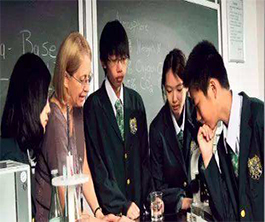 北京市私立汇佳学校中学DP招生简章