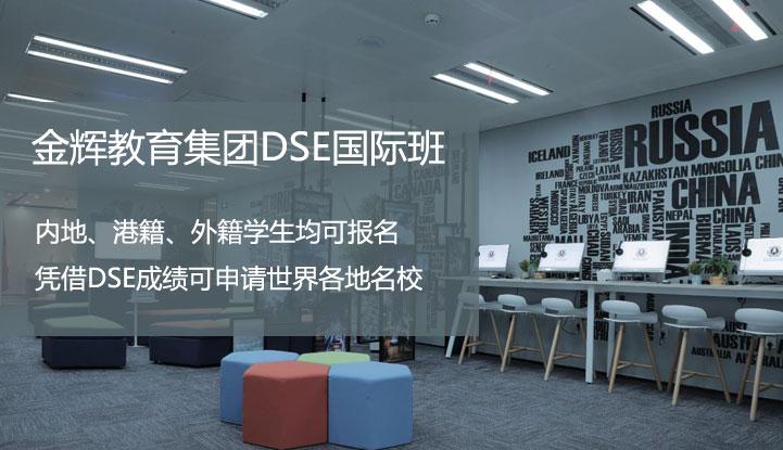 香港鲸帆教育集团DSE国际班