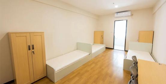 深圳诺德安达学校学生宿舍