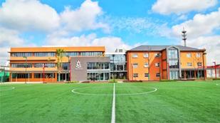 上海莱克顿学校足球场