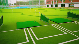 南昌力迈中美国际学校高尔夫球场