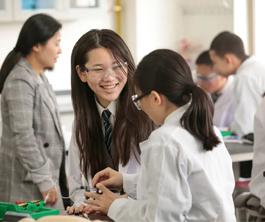 上海市閔行區諾德安達雙語學校高中部招生簡章