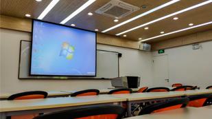 上海蒙特奥利弗学校学生教室