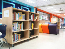 上海市闵行区诺德安达双语学校图书馆