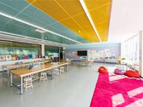 深圳市龙华区诺德安达双语学校艺术教室