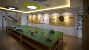 北京芳草外国语学生科学教室