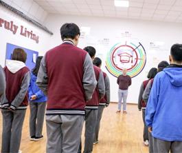 天津美達菲國際學校國際初中課程