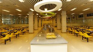 北京市私立汇佳国际学校食堂