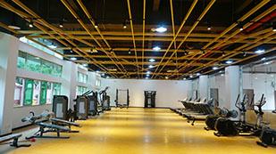 讯得达国际书院健身房