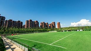 大连英领国际学校足球场