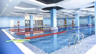 北京新东方国际双语学校恒温泳池