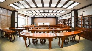 北京新东方国际双语学校国学教室