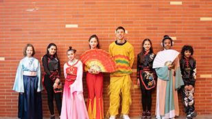 北京五十五中学国际部学生活动