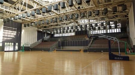 重庆市第十八中学国际部体育场